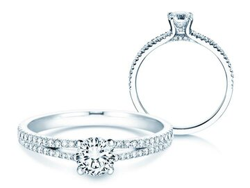Engagement ring Dynasty Petite