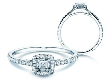 Engagement ring Pure Life