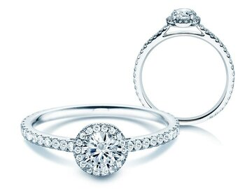 Engagement ring Pure Infinity