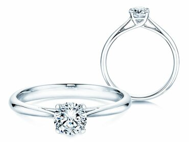 Diamond rings - the classic engagement rings