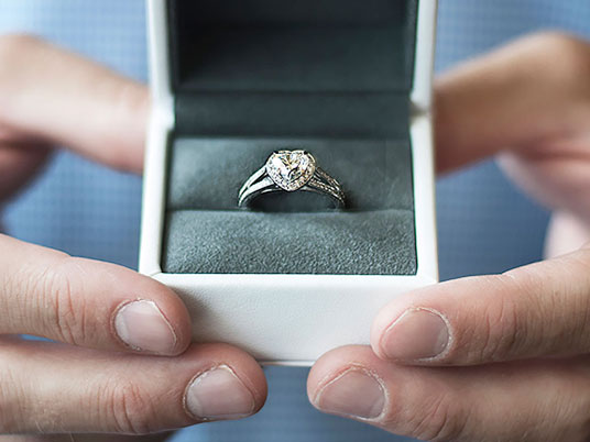 Engagement ring - meaning, tradition and history